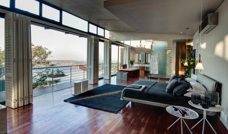 открыть, ванная, спальня, plan, bedrooms, lounge,