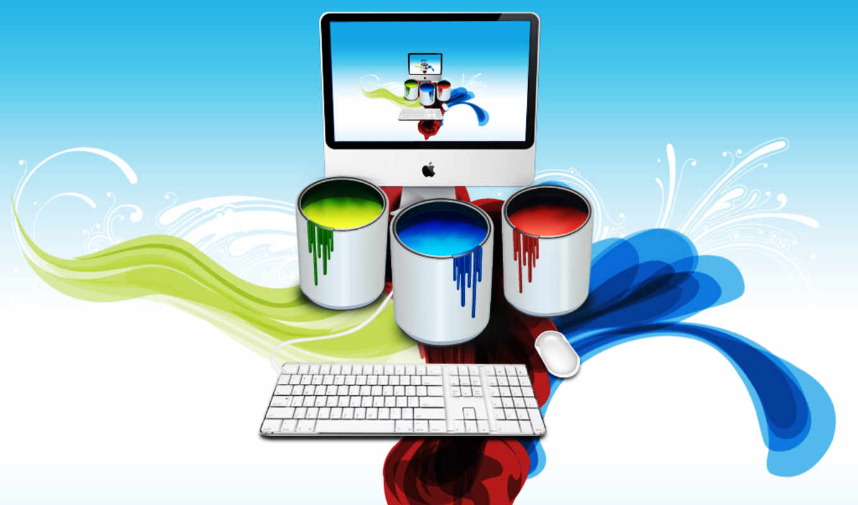 art, креатив, mac, графика, desktop,