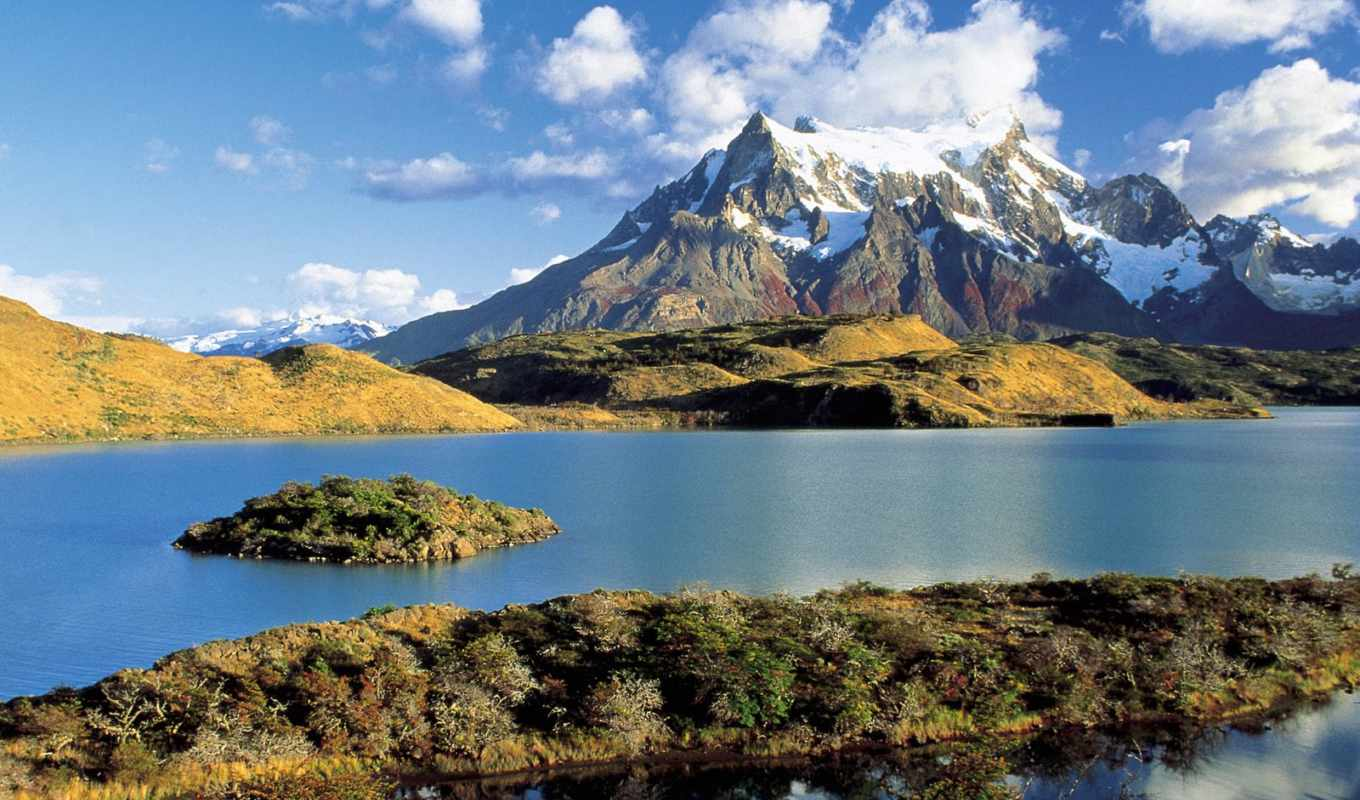 chile, country, стране,