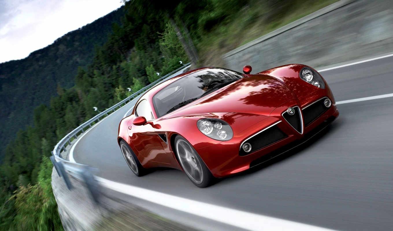 автомобильные, телефон, спортивные, alfa, romeo, автомобили, ny, авто,
