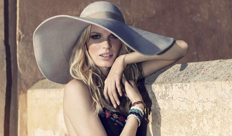 шляпа, шляпы, полями, яndex, летние, коллекциях, широкими, пляжных, devushki,