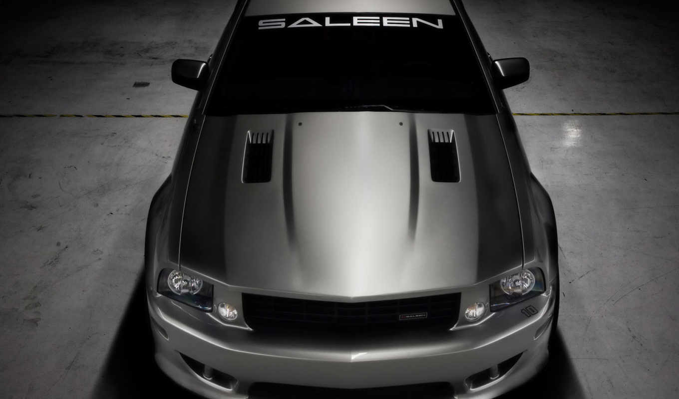 saleen, ford, mustang, desktop, wallpapers, car, автомобили, wallpaper, grey, tweet,