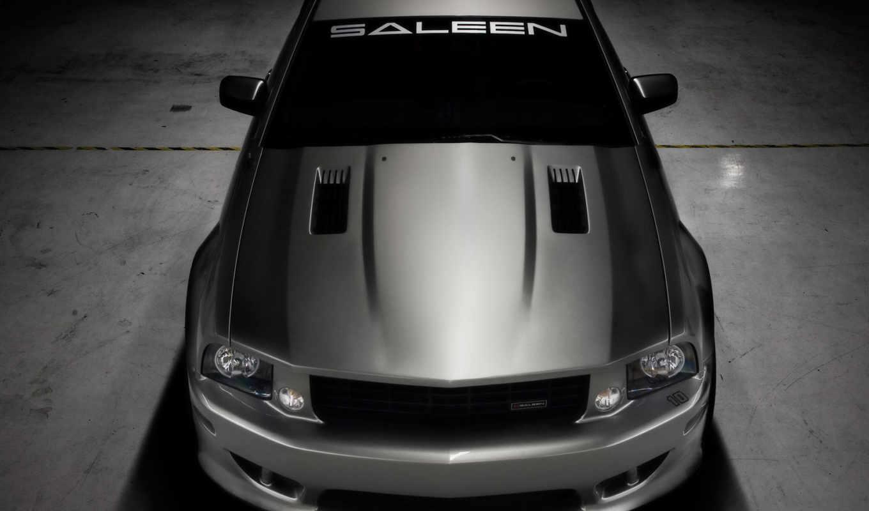 saleen, ford, mustang, desktop, wallpapers, car, автомобили, wallpaper, grey, tweet,