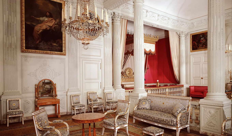 интерьер, дизайн, версаль, люстра, дворец, франция, красивые,
