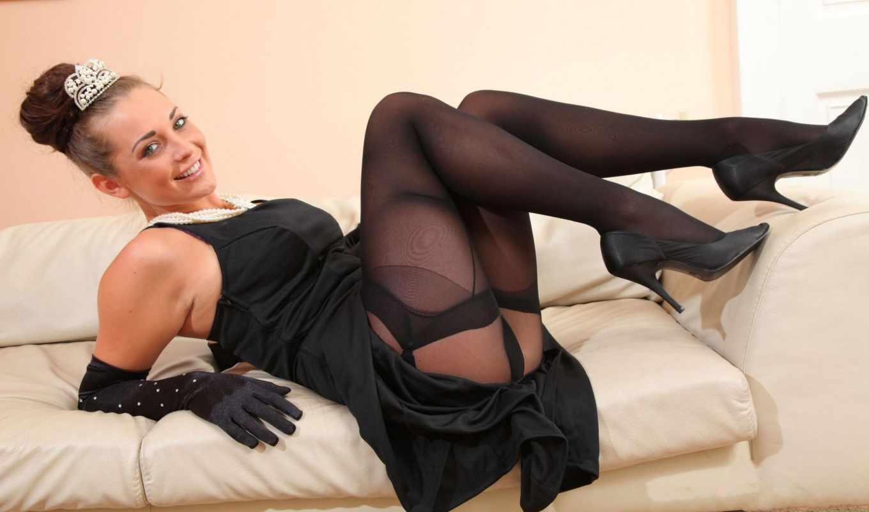 girls, devushki, stockings, sexy, девушка, legs, click, elle, richie, section, true,