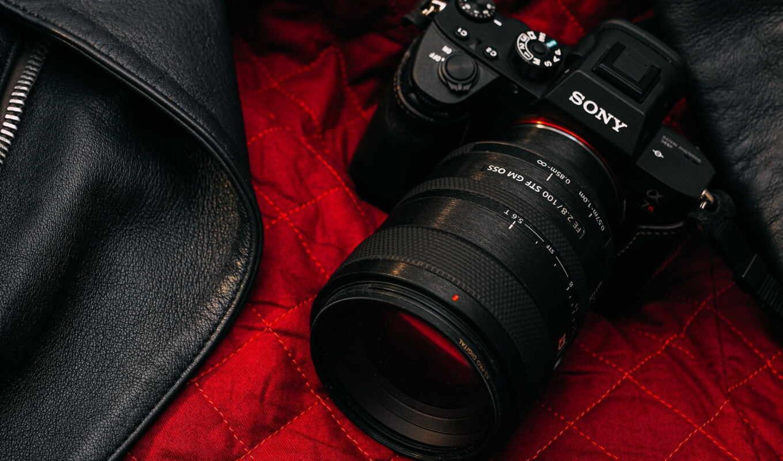 sony, фотоаппарат