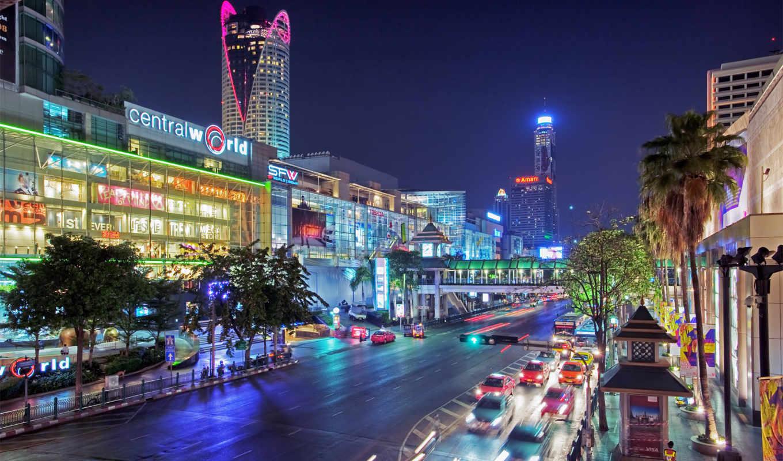 thailand, бангкок, city,