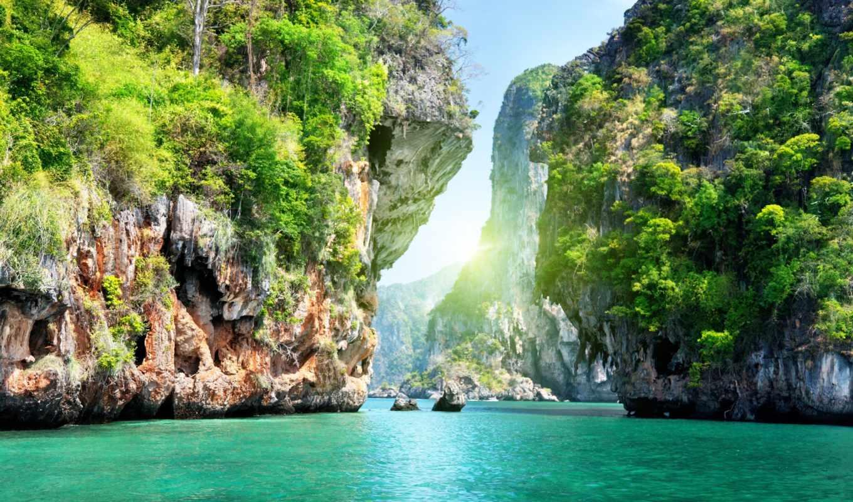 море, скалы, ocean, water, пейзажи -, моря,