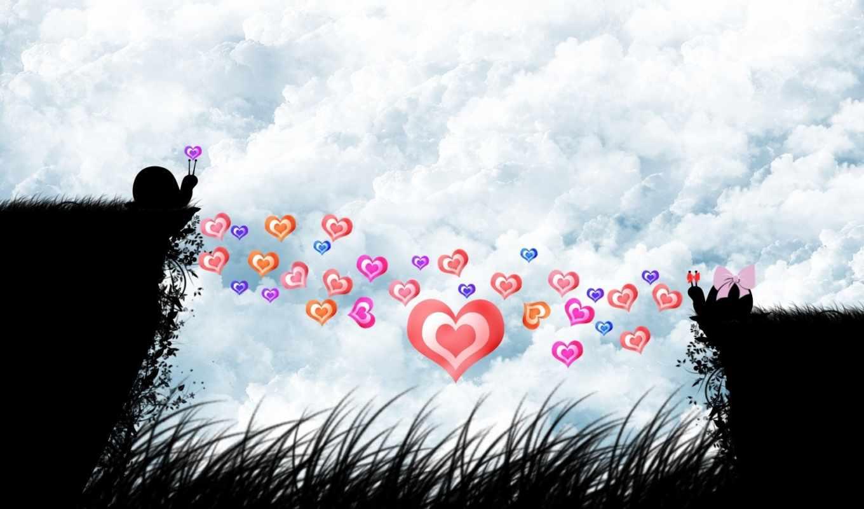 pantalla, amor, fondos, just,