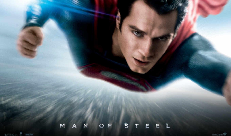 мужчина, стальной, cavill, henry, стали, superman, play, one, кларк,