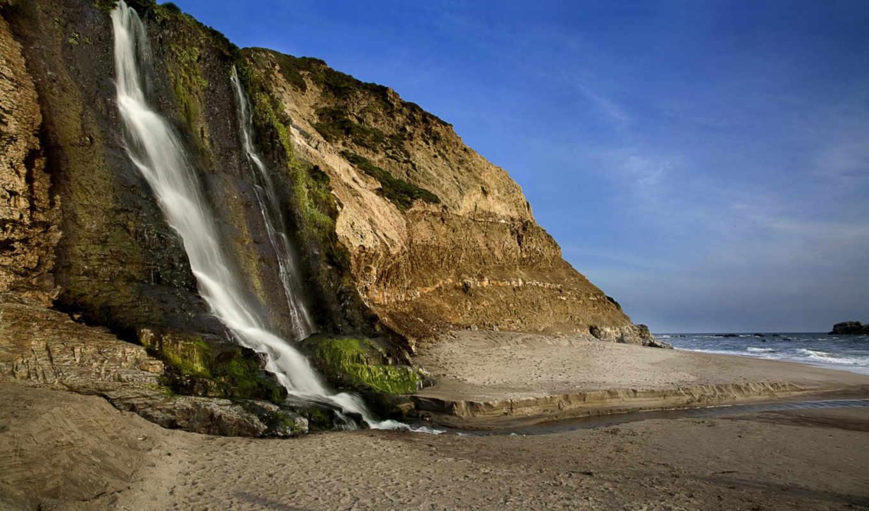 falls, природа, desktop, изображение, landscapes,