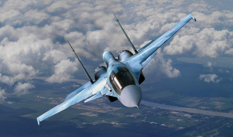 flanker, истребитель, aviones, небо, sukhoi,
