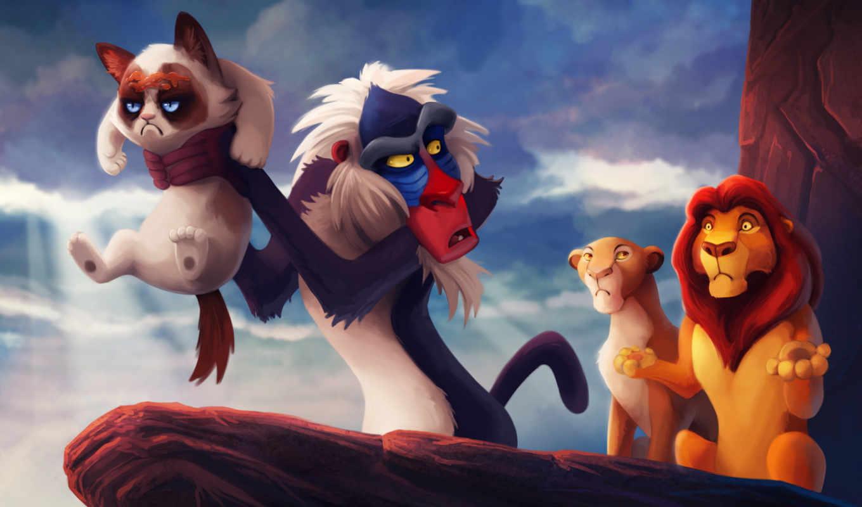 life, grumpy, кот, lion, circle, рейтинг, are, cartoon, you, gifs,