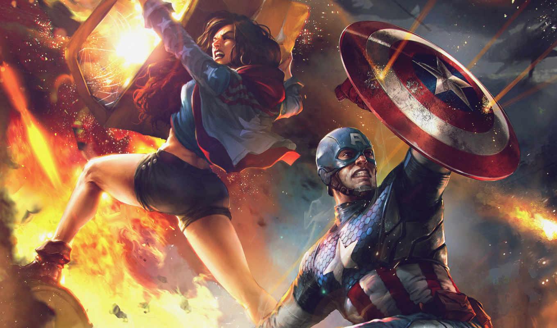 america, marvel, американский, музыка, chavez, captain, war, смотреть, video,