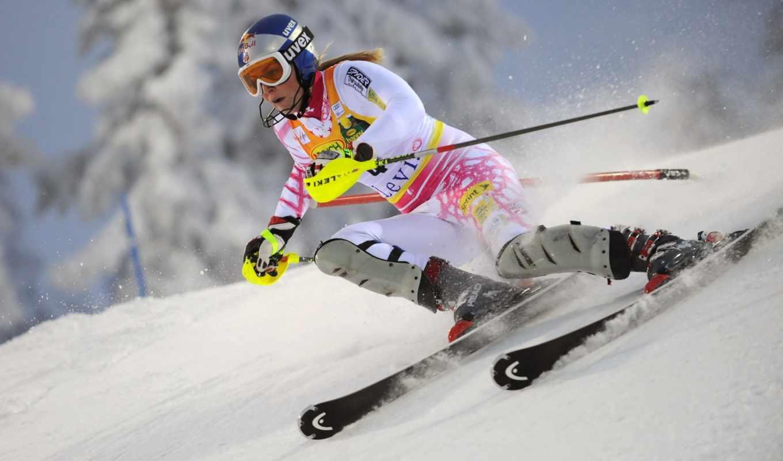лыжи, горные, desktop, skiing, winter, ski, sports, vonn, спорт, горнолыжные, lindsey, купить, ботинки,