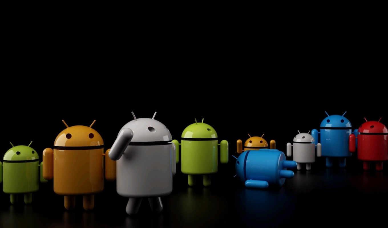 android, ос, живые, взгляд,