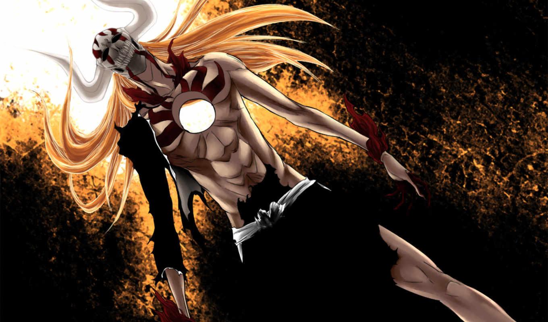 bleach, блич, anime, нравится, ичиго, arrankar,