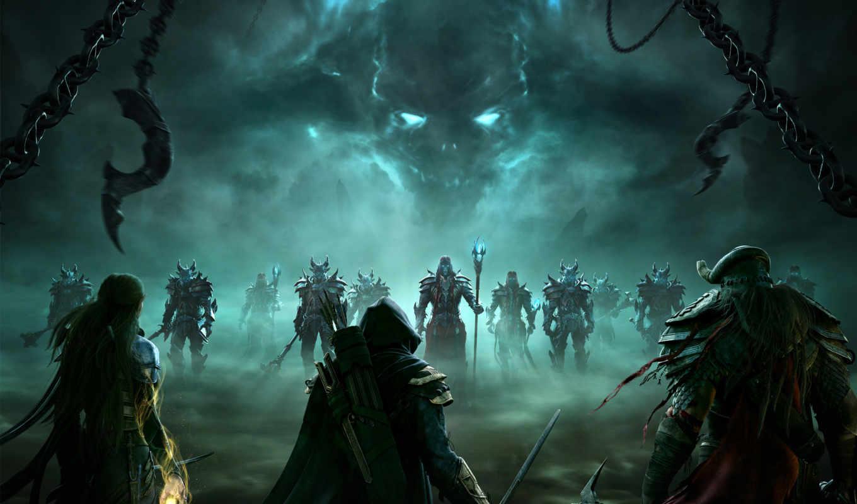 lords, fallen, diablo, souls, reaper, art, fan, online,