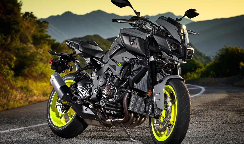 мотоцикл, впервые, yamaha, sportbike,