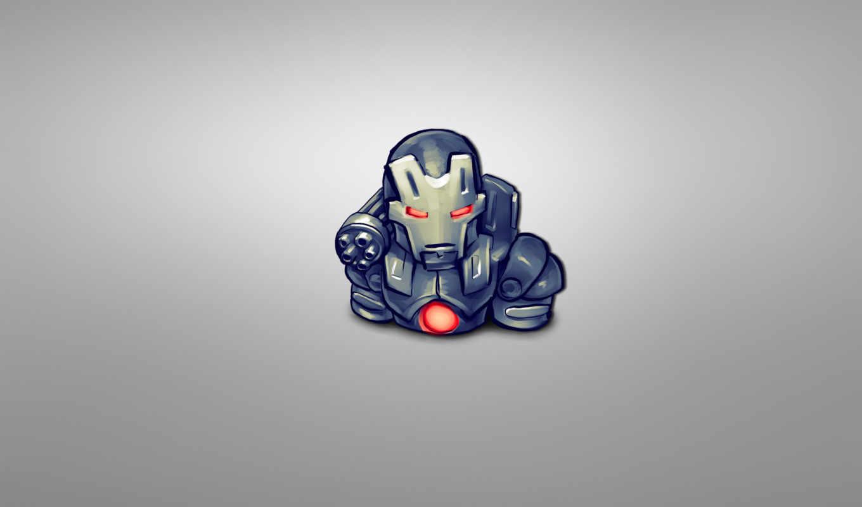 серый, iron, man, сталь, железный, marvel, броня, комикс,
