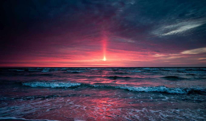 Обои пляж, камни, фигурка. Разное foto 14