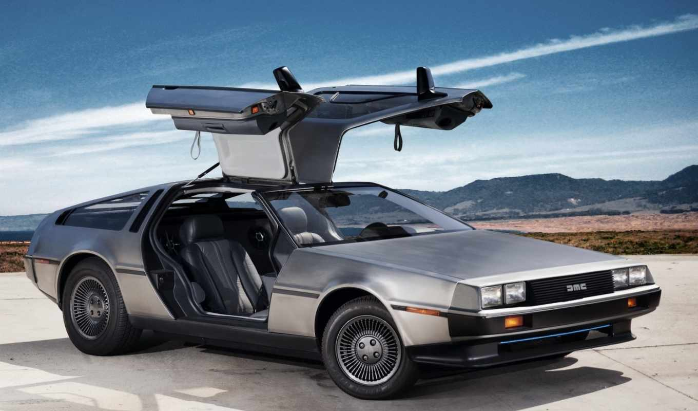 delorean, dmc, но, впервые, one, выпущен, был, года, удивительных, автомобилей, prototype, делориан, прославился, января, мире, ев, самых,
