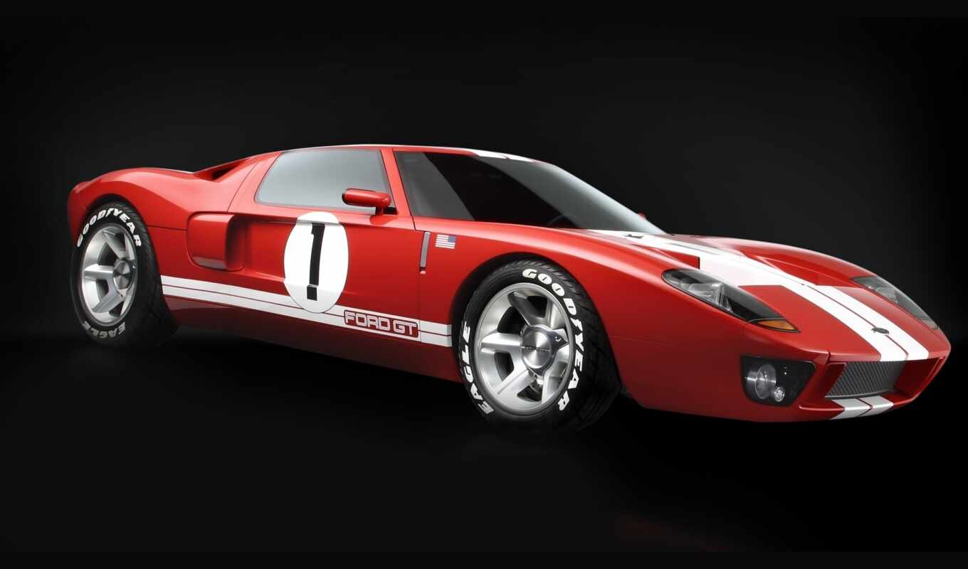ford, prototype,  gt40,