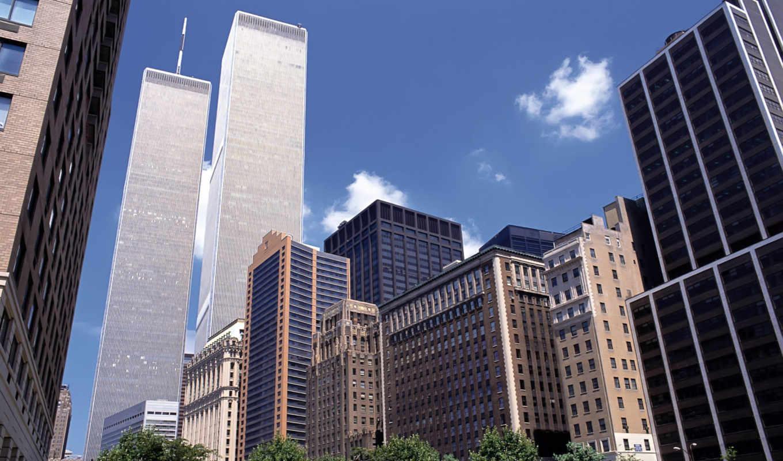 new, нью, york, building, город, йорка,