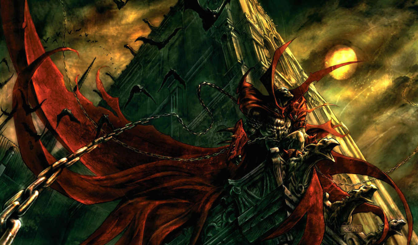 spawn, comics, спаун, you, save, pinterest, discover,