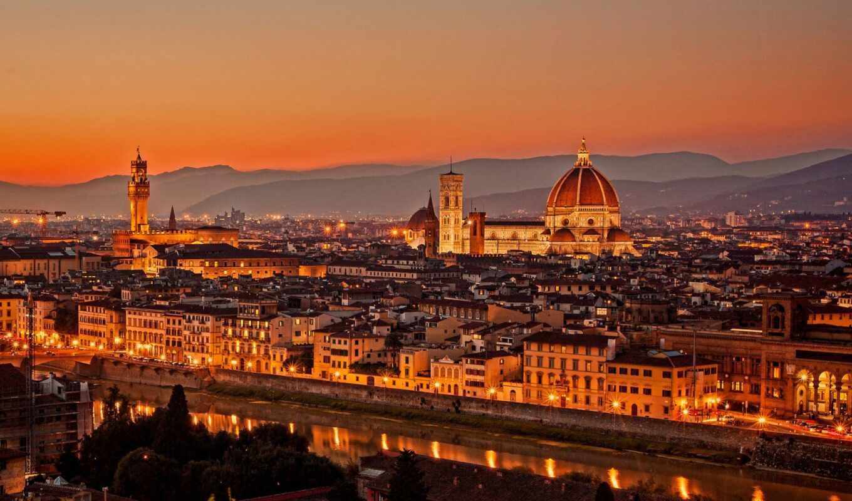 florence, voiture, florenciya, италия, рим, тура, gorod, guide, город, car