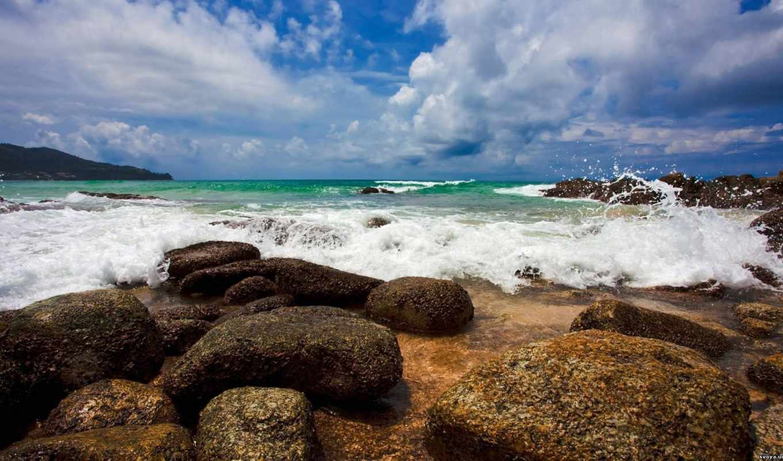 море, природа, океаны, моря, янв, best,