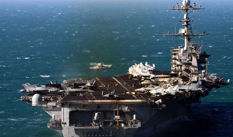 uss, оружие, корабль, авианосец,