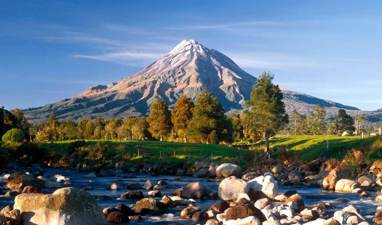 zealand, новая, новой, зеландии, также, природой,