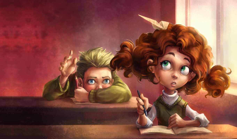 девушка, art, настроение, boy, school, арта, airplane, ощущение, flirt, анна