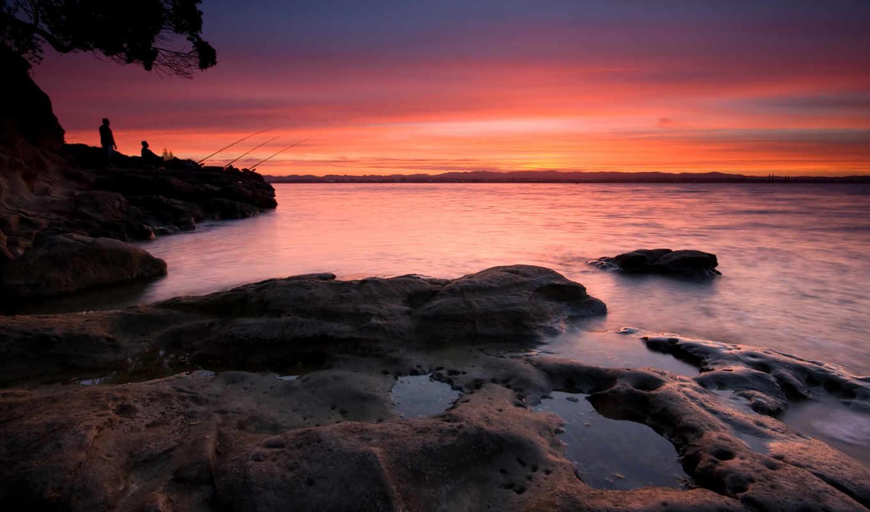 wallpaper, sunset, desktop, hd, wallpapers, and, background, fishing, resolution, beach, dusk, nature, زیبا, از, or, tropical, عکس, چشم, is, source, اندازهای, click,