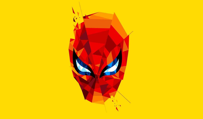 spiderman, мужчина, паук, minimal, adam, art, duvar, splash