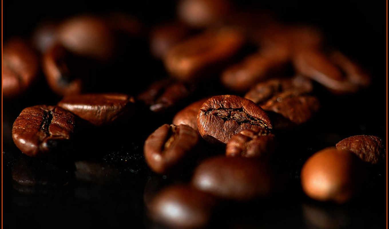кофе, зерна, большие, стиль, lifestyle, жизни, картинка,