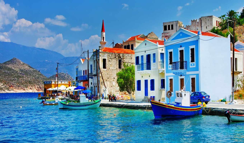 islas, grecia, griegas, las, más, кастелоризо, море, images,