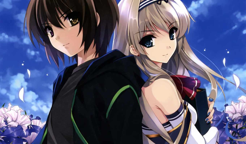 anime, девушка, amino,