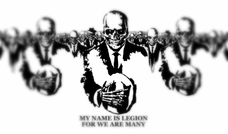 смерть, черепа, скилеты, скелеты, картинка, смотрите, legion,