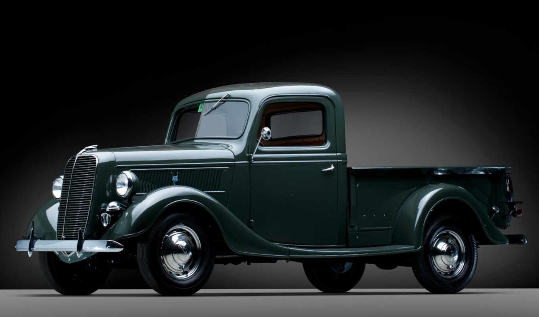 truck, ford, desktop, об, deluxe,