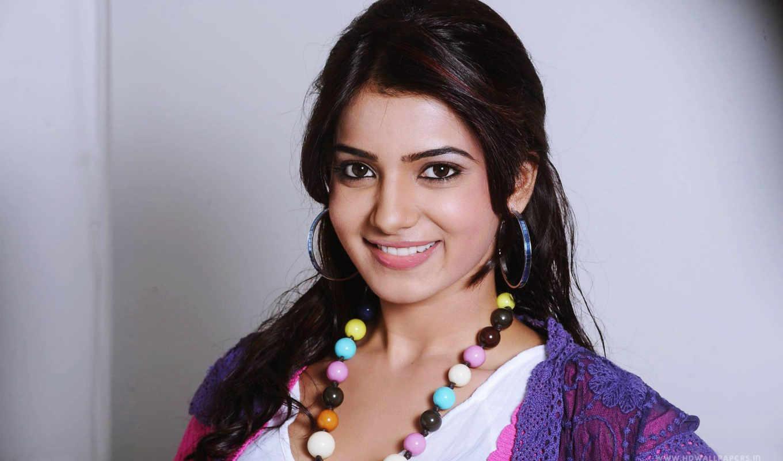 samantha, ruth, prabhu, актриса, улыбка, south,