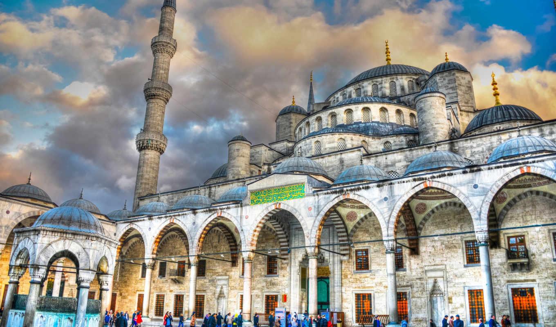 ,турция, Анталия, мечеть,