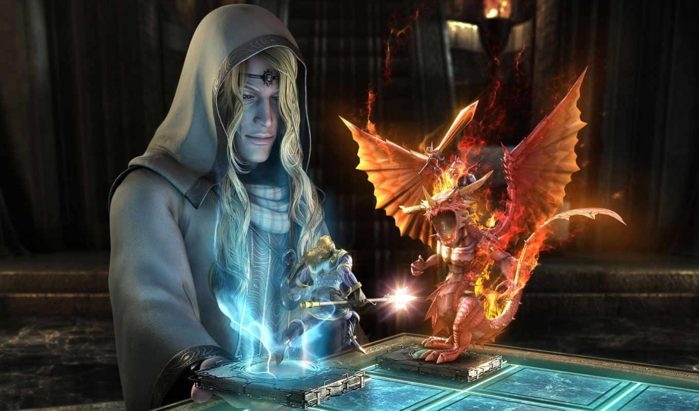 fantasy, магия, эзотерика,