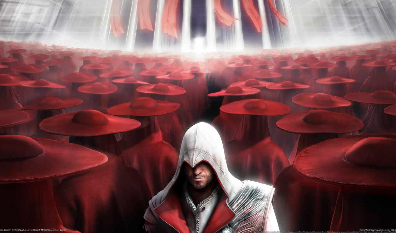 creed, brotherhood, assassin, assassins,