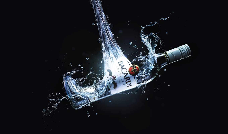 bacardi, бакарди, free, rum, iphone, реклама,