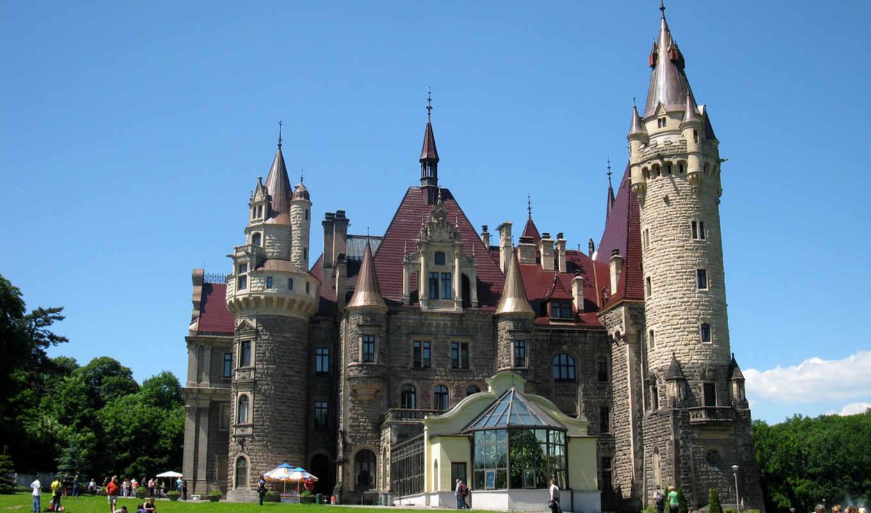 замки, дворцы, purse, замок, castle, фотографии, великолепные, роскошные,