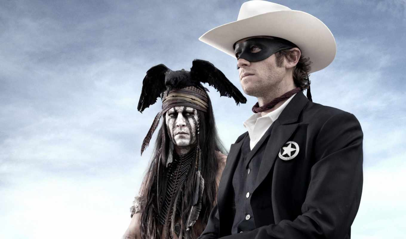 armie, hammer, the, lone, ranger, johnny, depp, an