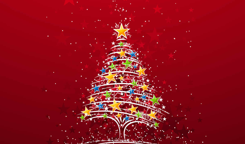 christmas, tree, free, navidad, download, новогодние, pictures, desktop, full, red, ipad,