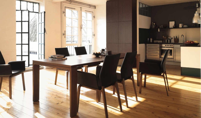 квартир, интерьер, кухни, интерьеры, интерьера,